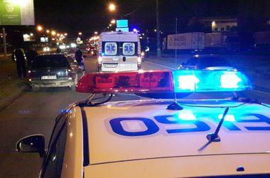 Смертельное ДТП на Богатырской: Опель насмерть сбил пешехода (18+)