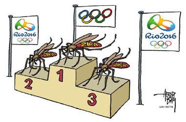 Сборная Южной Кореи выступит на Олимпиаде в спецодежде против вируса Зика