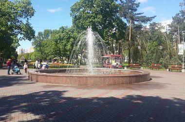 Как изменился парк Победы в Киеве