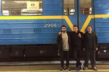 В Киевском метро появится необычный поезд