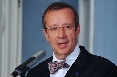 Президент Эстонии выступил в роли диджея в Хельсинки