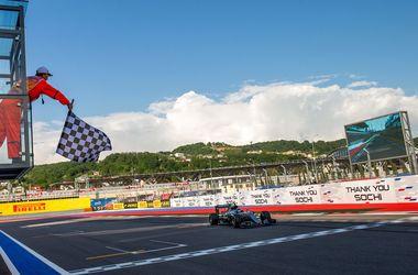 Гран-при России в Формуле-1: покер Росберга и трехэтажный мат Феттеля