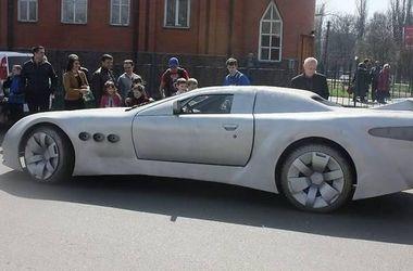 Украинцы построили уникальный суперкар