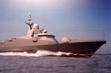 Россия строит в Крыму ракетные корабли нового поколения