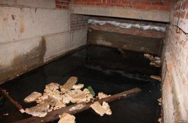Во Львове подросток утонул в подвале
