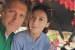 <p>Равшана Куркова с экс-женихом Фото: Instagram</p>
