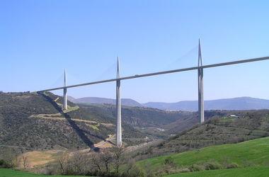 Самый высокий и устрашающий мост в мире