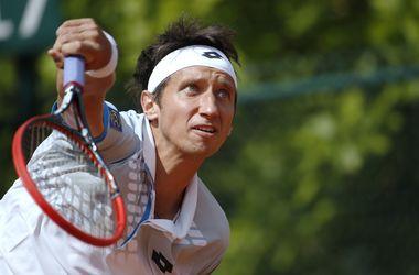 Сергей Стаховский не сумел выйти в четвертьфинал крупного челленджера в Корее