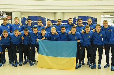 Сборная Украины не удержала победу над Германией на юношеском Евро-2016