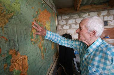 Долгая жизнь после войны, или чем живет ветеран в свои 89 лет (фото)