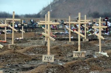 Российские военные на Донбассе снова понесли потери