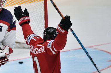 Канада разгромила Венгрию 7:1 на чемпионате мира по хоккею