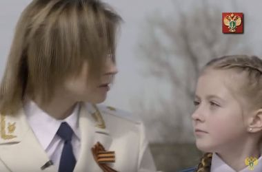 """""""Няша"""" Поклонская впервые показала дочь"""