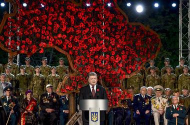 Пятую часть бюджета Украина тратит на оборону - Порошенко