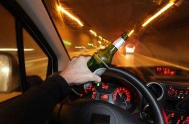 Нетрезвых водителей будут штрафовать на 40 тысяч грн
