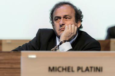 Платини будет отстаивать свою правоту в судах Швейцарии