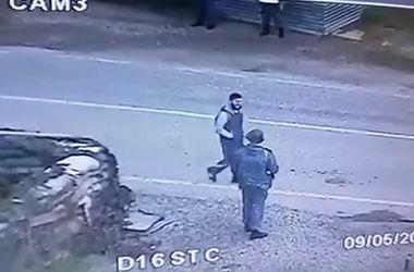 Двое смертников атаковали КПП в Грозном
