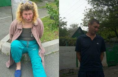 В Киеве ограбили мужчину, который находился в розыске