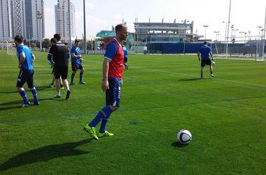 Легендарный исландский футболист Эйдур Гудьонсен вошел в состав сборной перед Евро-2016
