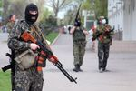 <p>Боевиков напугали турки. Фото: AFP</p>
