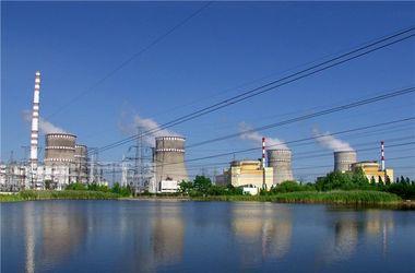 Ровенская АЭС отключила энергоблок