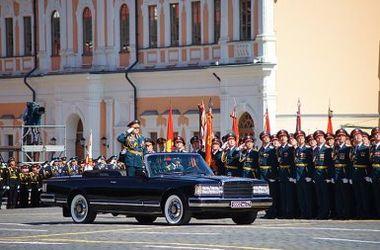Парад на Красной площади обошелся в 300 млн рублей