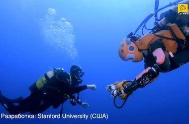 Американцы разработали реалистичного робота для работы под водой (видео)