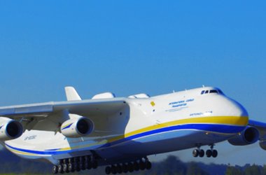 """Ан-225 """"Мрия"""" вылетел в первый коммерческий рейс в Австралию"""