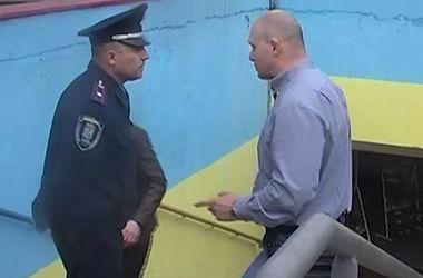 В Киеве полицейский на отдыхе поймал юного грабителя