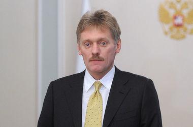 Песков объяснил, почему Путин не поздравил Порошенко с Днем победы