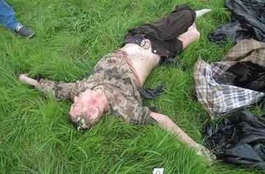Под Киевом жестоко убили мужчину, а труп спрятали в сумку: на теле было 17 ножевых ран