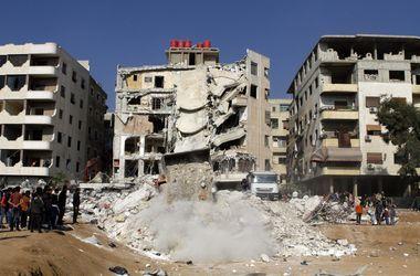 В результате авиаударов в Сирии погибло 10 человек