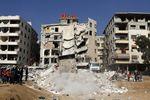 <p>Авиаудары в Сирии. Фото: AFP</p>