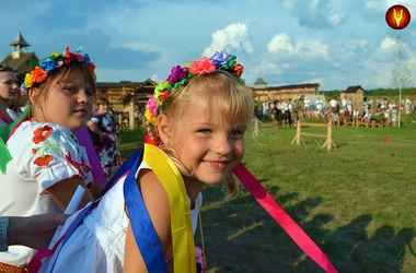 В выходные под Киевом пройдут выставка породистых лошадей и конкурс маленьких красавиц