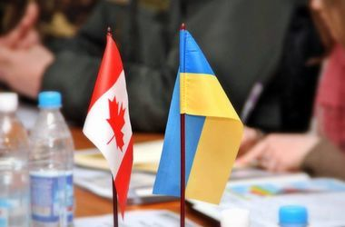 """Канада пообещала Украине """"свободную торговлю"""""""