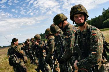 Германия решила существенно нарастить свою армию из-за агрессии России