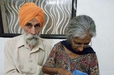 70-летняя женщина в Индии впервые стала матерью