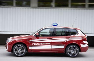 BMW будет выпускать автомобили для полиции и экстренных служб (фото)