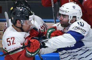 Сборная Франции обыграла Венгрию на чемпионате мира по хоккею