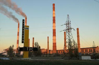 На территории Луганской ТЭС подорвались двое рабочих