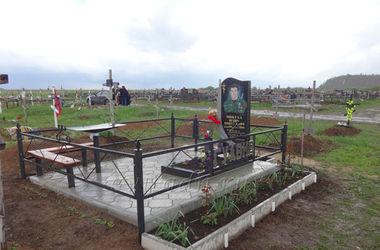 В сети появились фото кладбища российских боевиков в Донецке