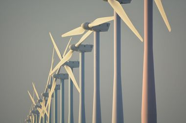 В Литве заработал мощный ветропарк за 100 млн евро