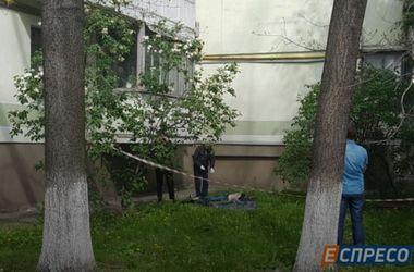 В Киеве из окна выпрыгнул оператор телеканала