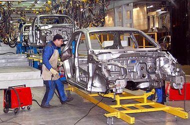 В Украине резко упало производство автомобилей