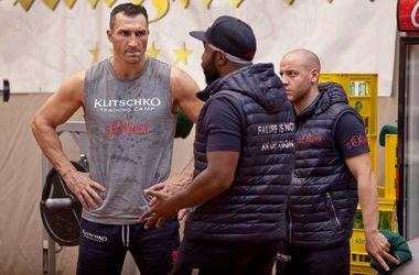 Владимир Кличко внес коррективы в свою подготовку к реваншу с Фьюри