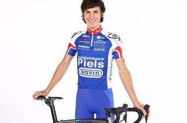 Голландский велогонщик умер после двух сердечных приступов