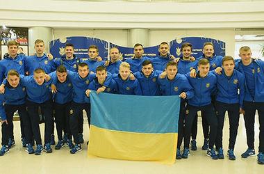 Юношеская сборная Украины не смогла выйти в плей-офф Евро-2016