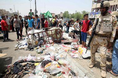 ИГИЛ взяло ответственность за теракты в Багдаде, число жертв возросло до 88 человек