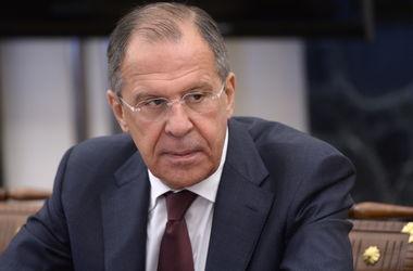Лавров решил напомнить, что Россия якобы не является стороной конфликта на Донбассе