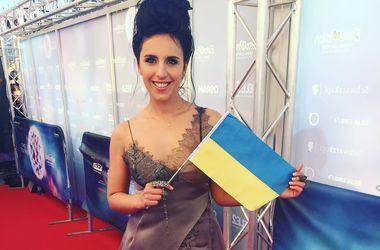 Джамала назвала своего главного соперника на Евровидении